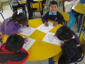 Un centro de educación temprana en Machachi
