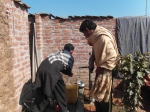 Installed Handpump at our RCC