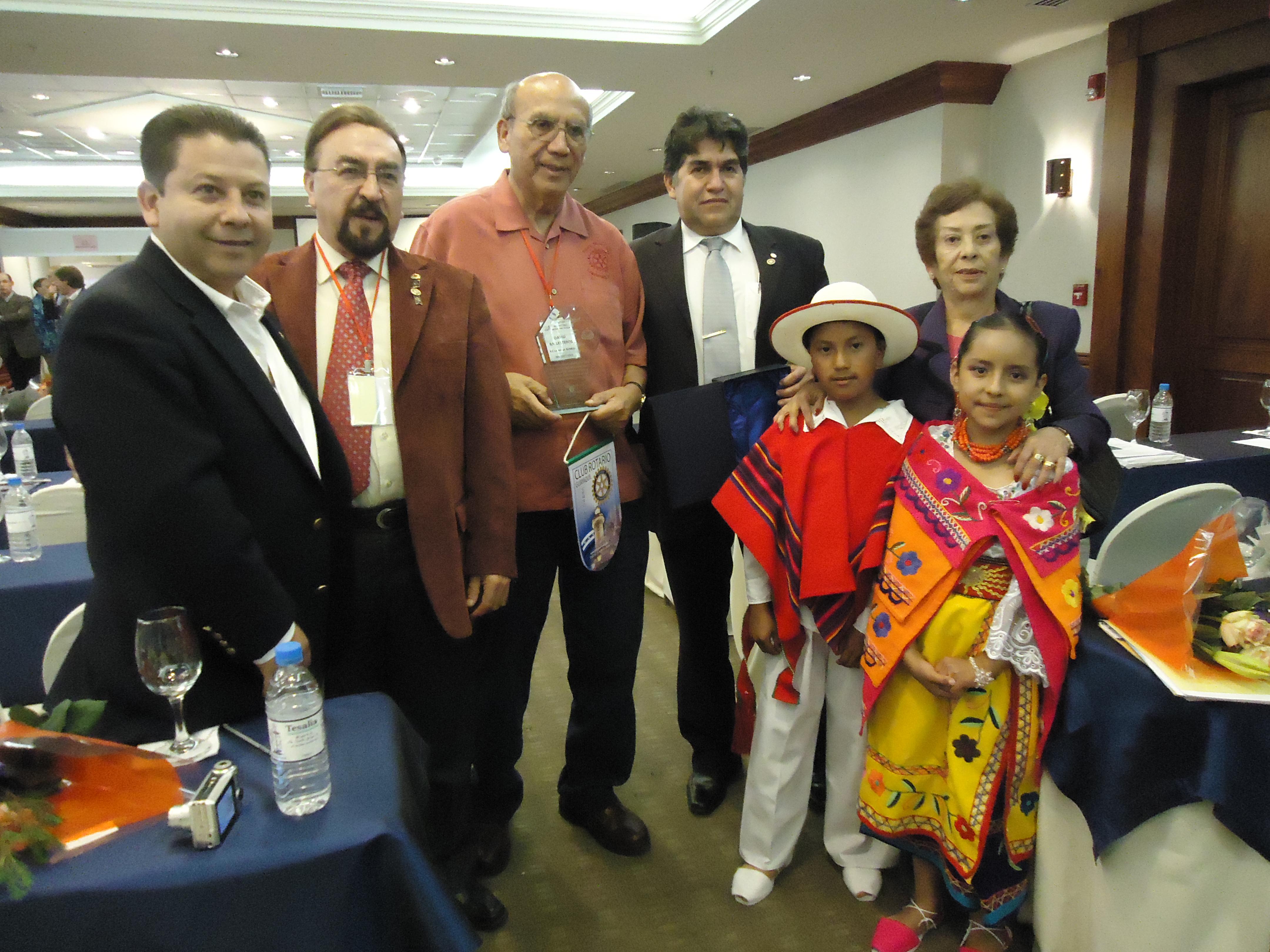 Feria de Proyectos en Ecuador