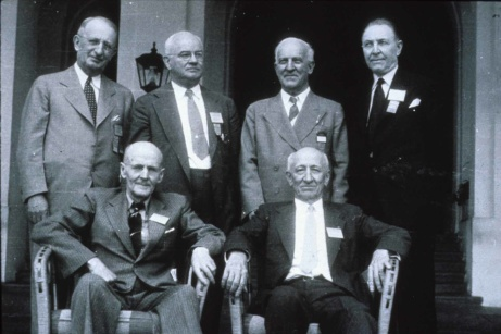 1939_first six ri presidents