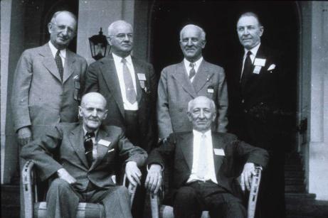 1939_first six ri presidents