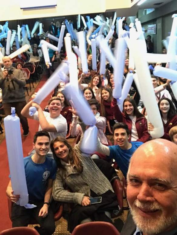 Barry Interact Rotaract Argentina