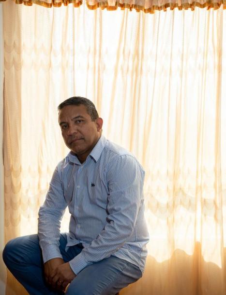Eduardo José Campechano Escalona en Trujillo, Perú